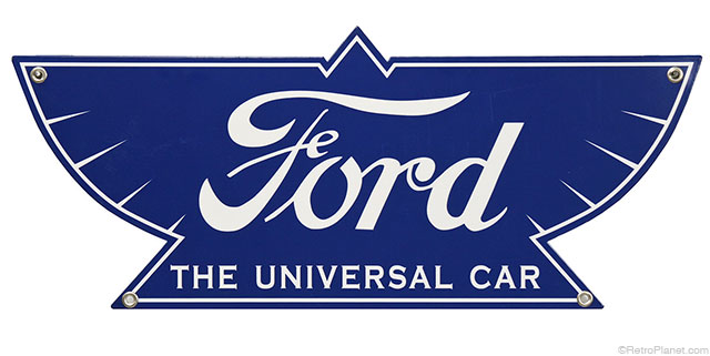 The Universal Car Sign