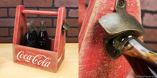 Coke Beverage Caddy