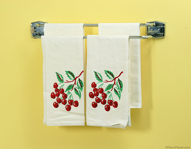 Cherry Kitchen Towels