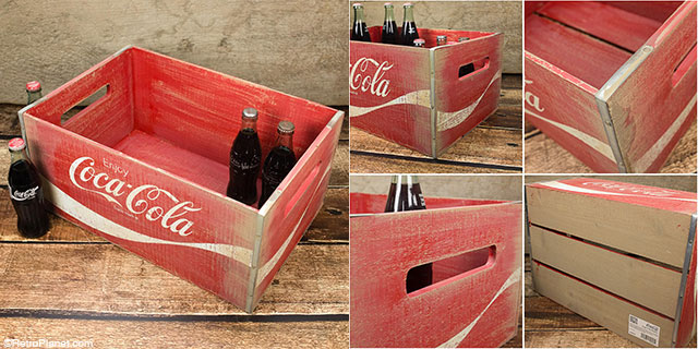 Coca-Cola Soda Crate