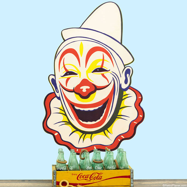 Clown Wall Decal