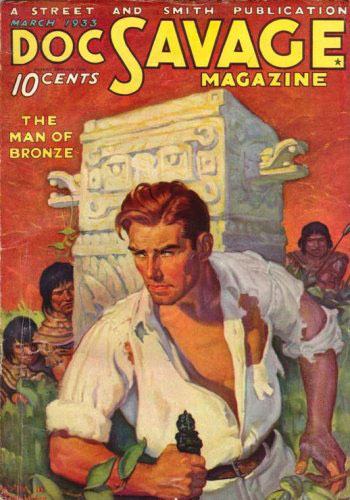 Doc Savage Pulp