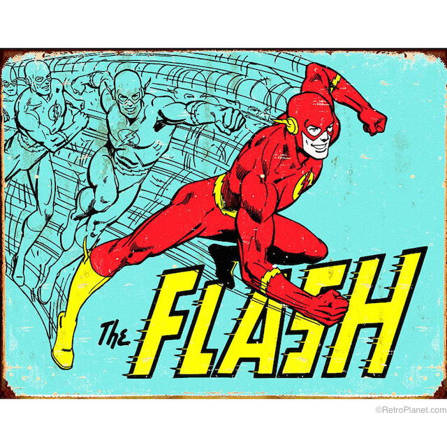 The Flash Sign