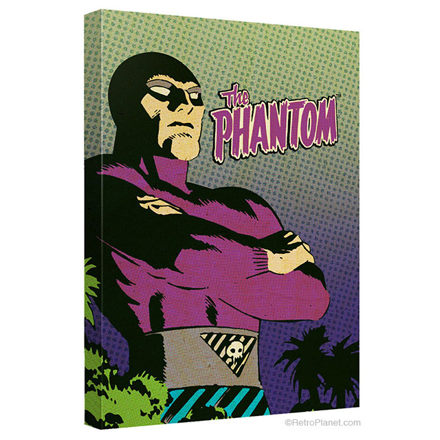 Phantom Art Canvas