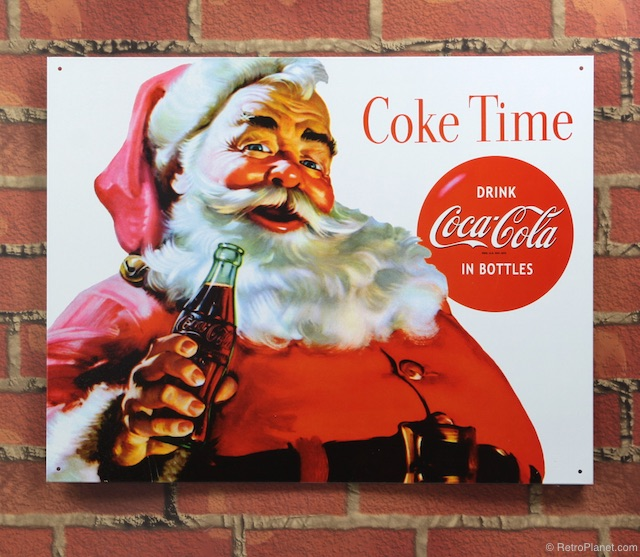 Coke Time Sign