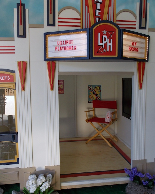 Theater Playhouse