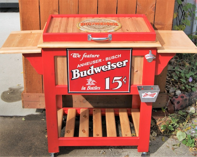 Bud 15 Cents