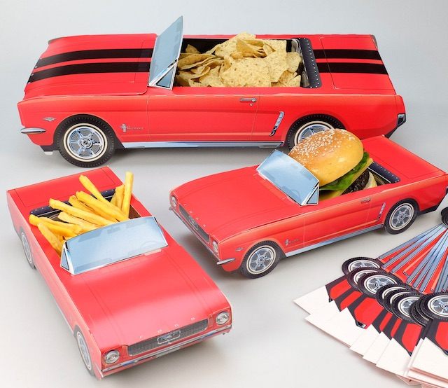 Ford Classic Cruiser Party Set