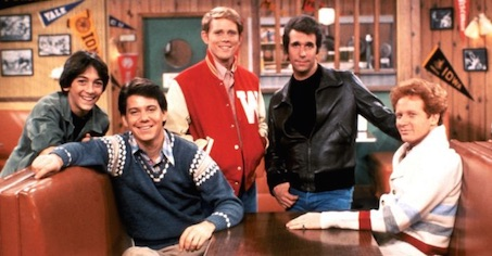 """Interesting Facts About the TV Show """"Happy Days"""""""