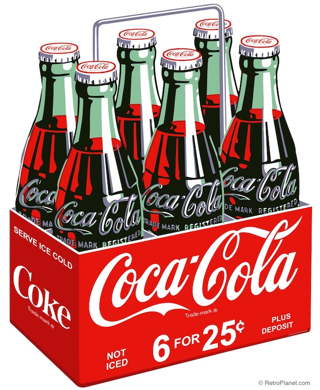 The Coca-Cola Company Invented the Six-Pack in 1923